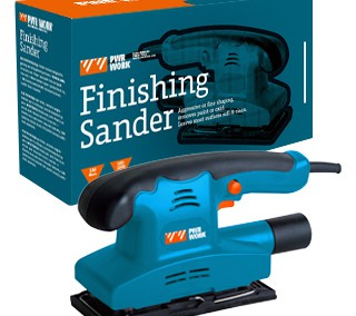 FINISHING SANDER ™ PWR WORK ®