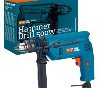HAMMER DRILL ™ PWR WORK ®