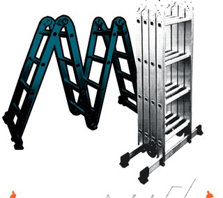 4in1 LADDER ™ – PWR WORK ®